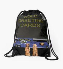 Scream Fashion Tour Drawstring Bag