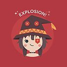 Magumin Explosion! by harugraphic