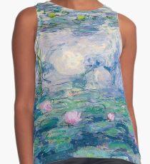 Blusa sin mangas Bellas Artes de Claude Monet