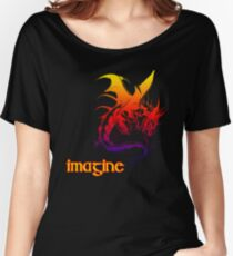imagine dragons Women's Relaxed Fit T-Shirt