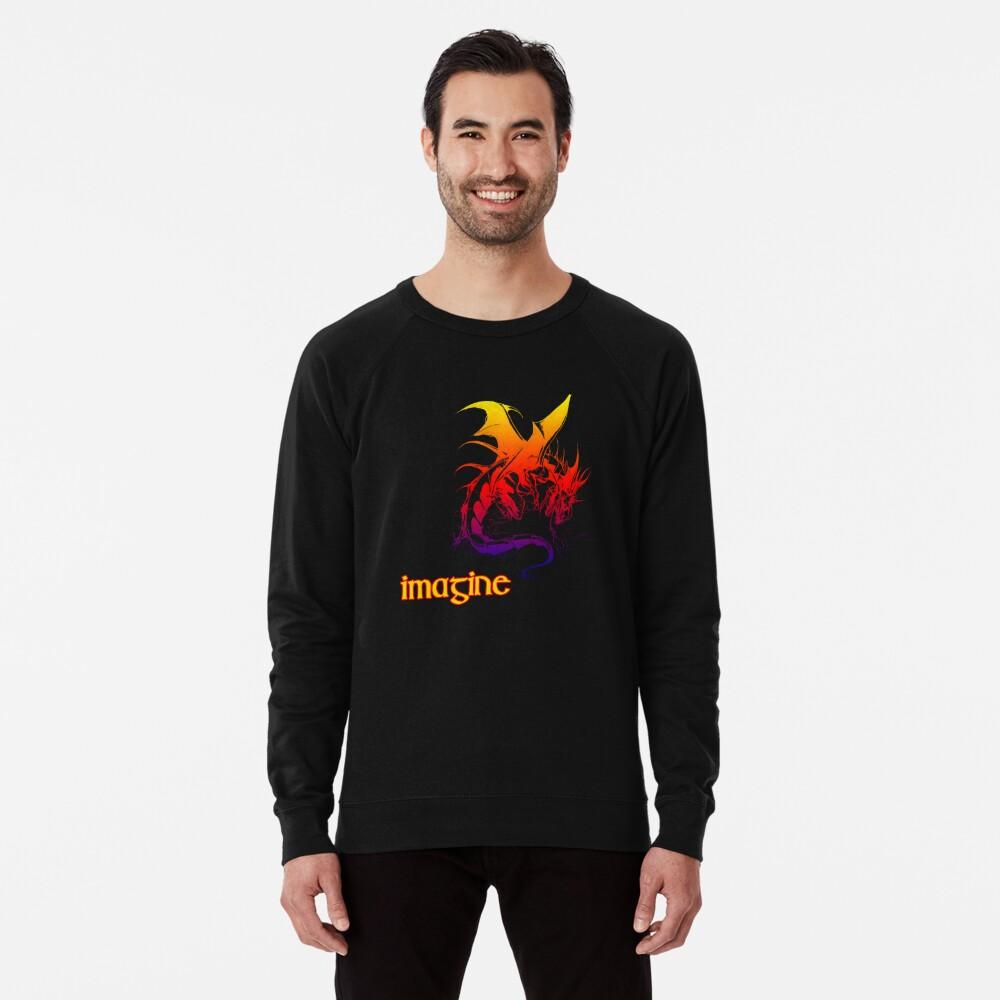 imagine dragons Lightweight Sweatshirt