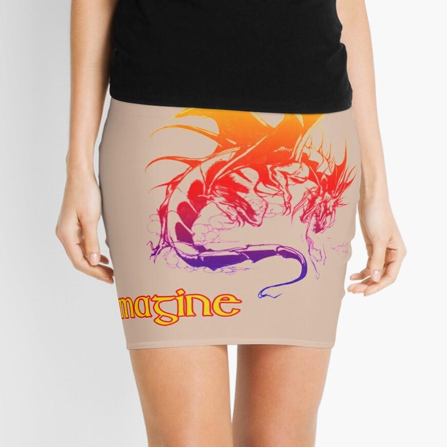 imagine dragons Mini Skirt
