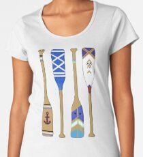 Paddles Women's Premium T-Shirt