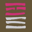 14 Possession in Great Measure I Ching Hexagram by SpiritStudio