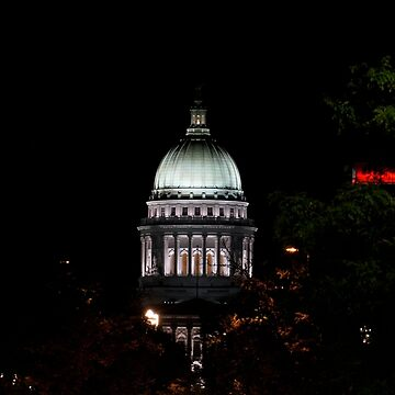 Wisconsin Capitol by MrHerr