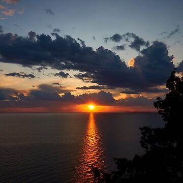 Horizon Sunset by MrHerr