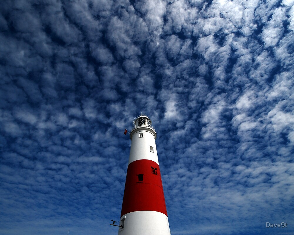 Portland Bill Light by Dave9t