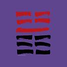 16 Harmonize I Ching Hexagram by SpiritStudio