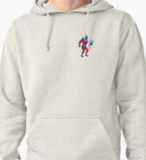 man ray Pullover Hoodie