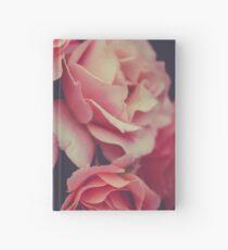 Roses in the night garden  Hardcover Journal