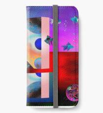 Universelle Reflexion Reflexion iPhone Flip-Case/Hülle/Klebefolie