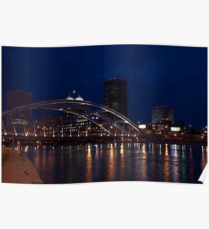 City Lights Poster