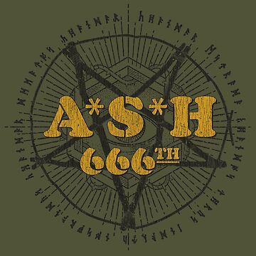 ASH 666th by jacobcdietz