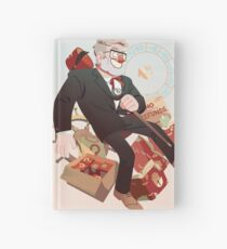 stan the mystery man Hardcover Journal