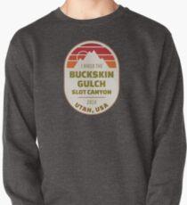 Buckskin Gulch Hiking Backpacking Souvenirs Pullover