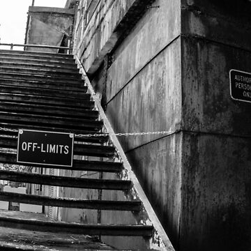 Off Limits by lookherelucy