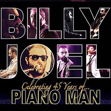 Billy Joel by darellmaden