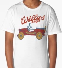 Willys-Overland MB 1941 Long T-Shirt