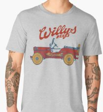 Willys-Overland MB 1941 Men's Premium T-Shirt