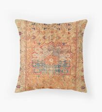 16th Century Persian Carpet Floor Pillow