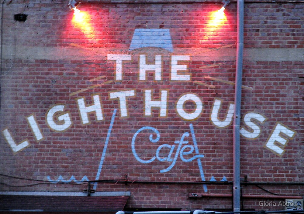 Quot The Lighthouse Cafe Hermosa Beach Quot By Gloria Abbey