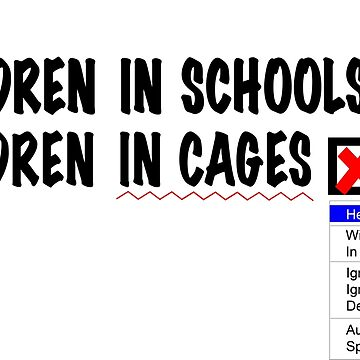 Schools or Cages by ThoughtsAmongUs