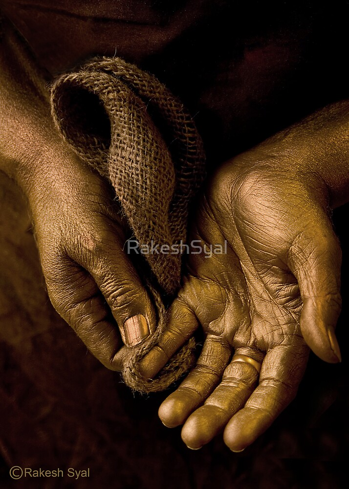 THE HANDS OF ALCHEMIST by RakeshSyal