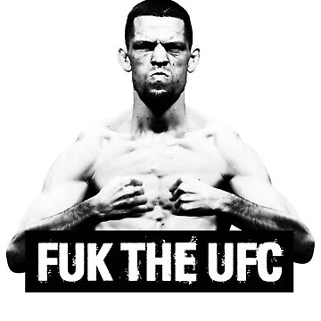 Nate Diaz - Fuk the UFC by MMATEES