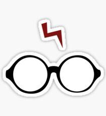 Potterspecs Sticker