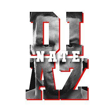 Nate Diaz by MMATEES