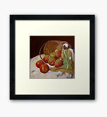 Apple Annie Framed Print