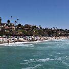 San Clemente Beach, California USA by DonnaMoore