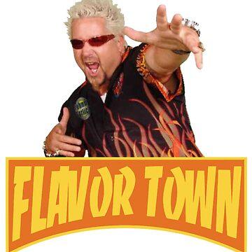 Guy Fieri - Flavortown von Emmycap