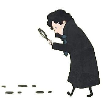 Sherlock by Cornchipsrpunk