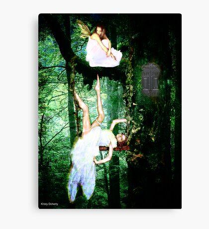 little fairies Canvas Print