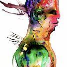 Transparent Man by Kenji Hasegawa