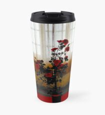 the Rose Travel Mug