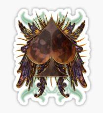 Evil Ace Sticker