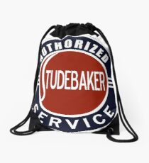 Studebaker Service vintage sign Drawstring Bag