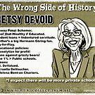 Betsy DeVoid by marlowinc