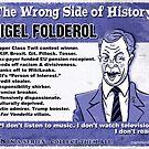 Nigel Folderol by marlowinc
