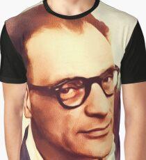 Arthur Miller, Literary Legend Graphic T-Shirt