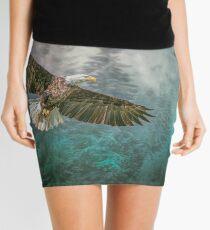 Land of The Eagle Mini Skirt