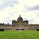 Castle Howard, Yorkshire by Vic Potter