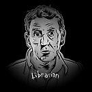 """""""I AM A LIBRARIAN, SIR."""" by Blair Gauntt"""