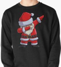 Dabbing Santa T Shirt Claus Christmas Funny Dab X-mas Gifts Kids Boys Girls Men Women Pullover