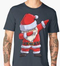 Dabbing Santa T Shirt Claus Christmas Funny Dab X-mas Gifts Kids Boys Girls Men Women Men's Premium T-Shirt