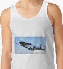 P51 Fighter Tank Top