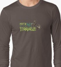 i am only available with terrarium Long Sleeve T-Shirt