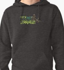 i am only available with terrarium Pullover Hoodie